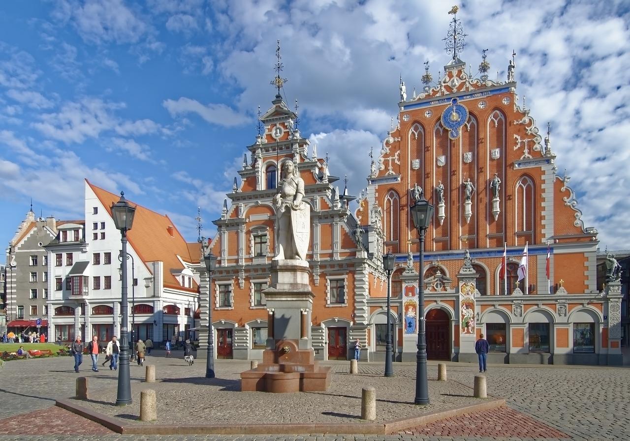 Beautiful Riga: Tasteful Weekend, Junket with A Twinkle